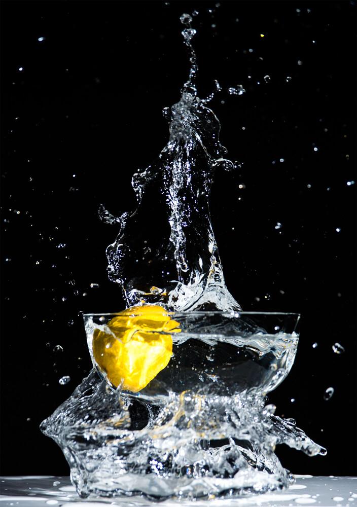 Água do Mar Isotónica com Limão de RIOKA